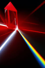 Red Lighting Refraction Of Light U2014 Science Learning Hub
