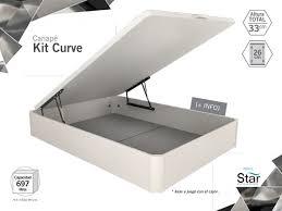 canapé en kit las principales características canapé abatible madera kit curve