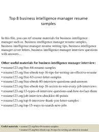 Pmo Cv Resume Sample Business Intelligence Resume Sample Senior Project Manager Resume
