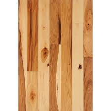prefinished 3 hickory character grade rustic flooring from
