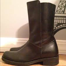 womens leather boots size 12 71 j crew boots nwot jcrew womens leather boots size 6