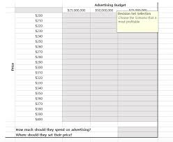 one way data table excel solved please help will rate very high excel problem