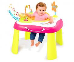 table activité bébé avec siege cotoons youpi baby asst 1er eveil cotoons premier age