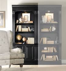 Book Cabinet With Doors by Amazon Com Hooker Furniture Telluride Bunching Bookcase With