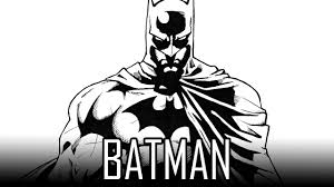 draw batman how to draw with quick simple easy steps for