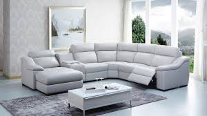 Sofas And Recliners Sectional Sofa With Recliner Amazing Modern Reclining