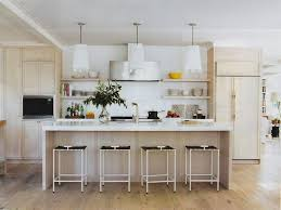 open kitchen ideas kitchen modern open shelving homes alternative 45345