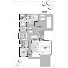 Icon Floor Plan by Icon 24 Newmarque House U0026 Land Packages Delacombe Ballarat