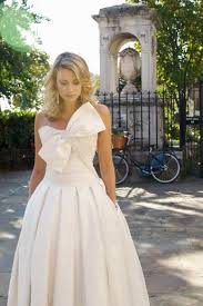 wedding dresses with bows bow neckline wedding dresses the wedding specialiststhe wedding