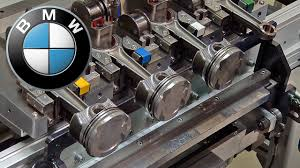 bmw factory bmw engine factory youtube