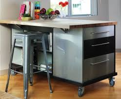 moveable kitchen island with seating u2014 smith design