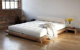 Reclaimed Wood Bed Frames Bed Reclaimed Wood Floor King Size Platform Bed Frame With
