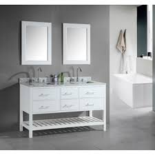 design element bathroom vanities design element 72 inch sink bathroom vanity set