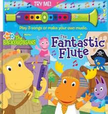 fantastic flute backyardigans wiki fandom powered wikia