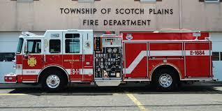 scotch plains fire department scotch plains township nj