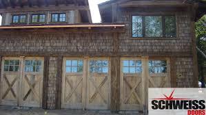 hydraulic doors for car rv and bike garages 18 schweiss
