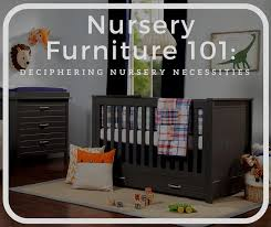 Do I Need A Changing Table Nursery Furniture 101 What Do I Need In My New Baby S Room