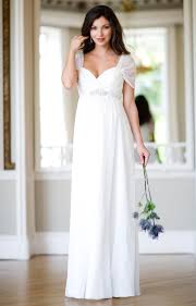 gowns for wedding silk maternity wedding gown ivory maternity wedding