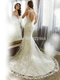 key back wedding dress 2015 hochzeitskleid wedding dress bohemian o neck a line tulle