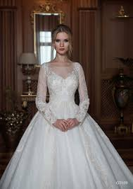 wedding dress illusion neckline 039 gorgeous handmade gown wedding dress decorated by