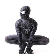 black suit halloween aliexpress com buy red black suit amazing spider man