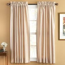 Hanging Rod Pocket Curtains With Rings The Best Ways To Select And Also Install A Rod Pocket Curtains