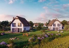 Immobilien Ferienhaus Kaufen Reetland Am Meer Neubauprojekt Bei Sathi Immobilien Sathi