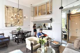living the high life mezzanine floor and clever design tricks