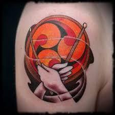 Drummer Tattoo Ideas Drum Tattoo Tattoo Ideas Pinterest Drum Tattoo Tattoo And