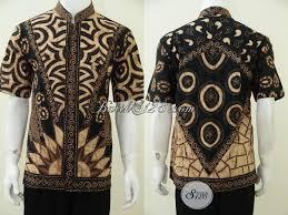 desain baju batik pria 2014 model jahitan baju batik pria terbaru yang elegan dan trend mode