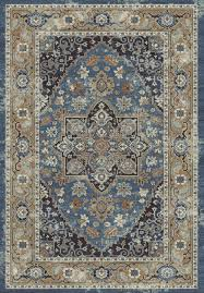 Worldwide Rugs Farahan 95042 5222 Blue Rust By Dynamic Rugs