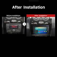 lexus is aftermarket navigation head unit navigation radio android 7 1 dvd player for 2010 2016 renault