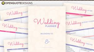 simple wedding planner 16 simple wedding planning printables ideas photo diy wedding