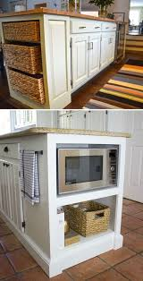 kitchen cabinet end ideas 20 genius ideas for using wasted space on kitchen ends of