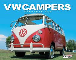 volkswagen camper pink volkswagen campers calendar 2018 calendar club uk