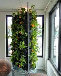 Aeroponic Vertical Garden This Is A 210 Plant Vertical Aeroponic System From Moflo