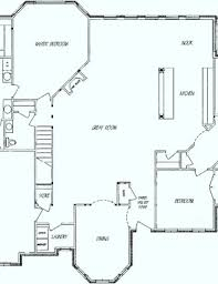 wide open floor plans 11 floor plans that say come over for the game custom home tips