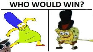 U Win Meme - who would win meme review youtube