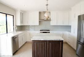 Holiday Kitchen Cabinets Reviews Kitchen Remodel Using Lowes Cabinets Cre8tive Designs Inc
