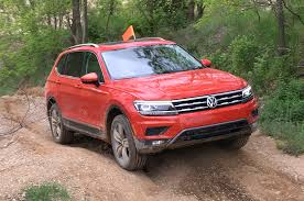 custom volkswagen tiguan 2018 volkswagen tiguan off road review big bad and frugal