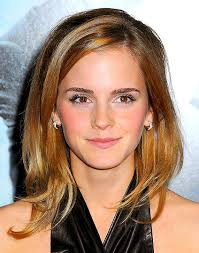 shoulderlength hairstyles could they be put in a ponytail emma watson shoulder length hairstyle if i ever get a short