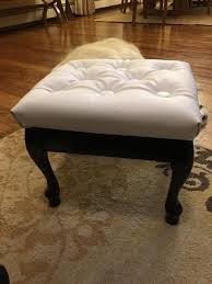 Upcycle Ottoman March Furniture Flip Challenge 30dayflip Up A Purdy