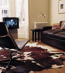 Cheap Cowhide Rugs Australia Hides And Chic From Exotic Zebra To Leopard Cowhide We U0027re All