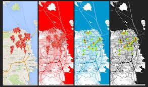 Coffeescript Map Github Andmcgregor Dashing Map Map Widget For The Dashing Js