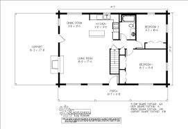 log cabins floor plans loft cabin floor plans small house plans with loft cabin plan
