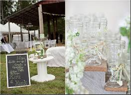 marvelous outdoor country wedding decoration ideas excellent