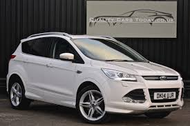 used ford kuga 2 0 tdci titanium x sport 1 owner fsh massive