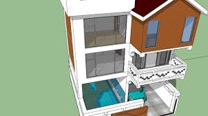 house car parking design small plot house minimalist design with swimming pool car park
