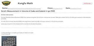 math grade 5 measurement worksheets and resources singapore math