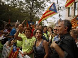 catalonia referendum fears in barcelona as biggest annual